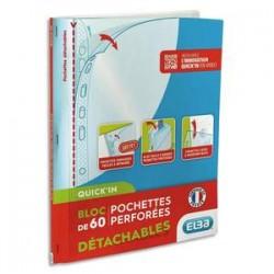 ELB BLOC 60 POCH PERF QUICK A4 400082883