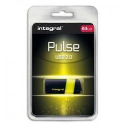 ITG CL USB PULS 64G JN INFD64GBPULSEYL+R