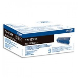 Toner laser brother Noir TN423BK