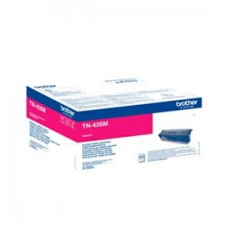 BROTHER Toner Magenta 6500 pages TN426M