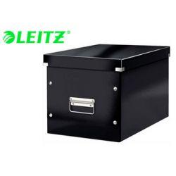 LEITZ Boîte CLICK&STORE cube format S. Coloris noir