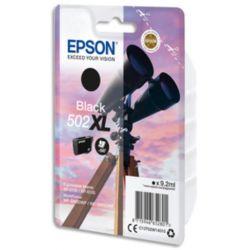 EPSON Cartouche jet d'encre noir XL jumelles C13T02W14010