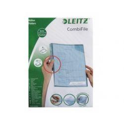 Leitz CombiFile - Pochette coin - A4 - pour 40 feuilles - clair