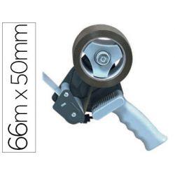 Dévidoir q-connect manuel ergonomique utilisation facile ruban adhésif largeur 50mm non inclus