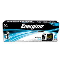 ENERGIZER Blister de 20 piles Max Plus AA E91 7638900423372