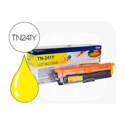Toner laser brother TN241Y couleur jaune 1400p