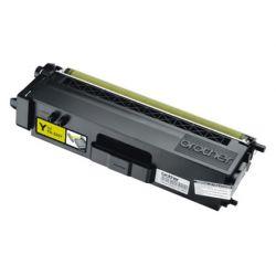 Toner laser brother TN320Y couleur jaune 1500p