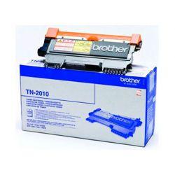 Toner laser brother TN2010 couleur noir 1000p