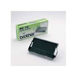 BROTHER Ruban transfert thermique pour fax T74-76 PC70 PC70