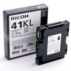 RICOH Cartouche gel Noir GEN1418 GC41K 2500 pages Aficio SG 3110