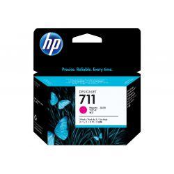 HP 711 original cartouche d encre magenta capacité standard pack de 3