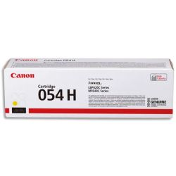 CANON Toner 054H Jaune 3025C002AA