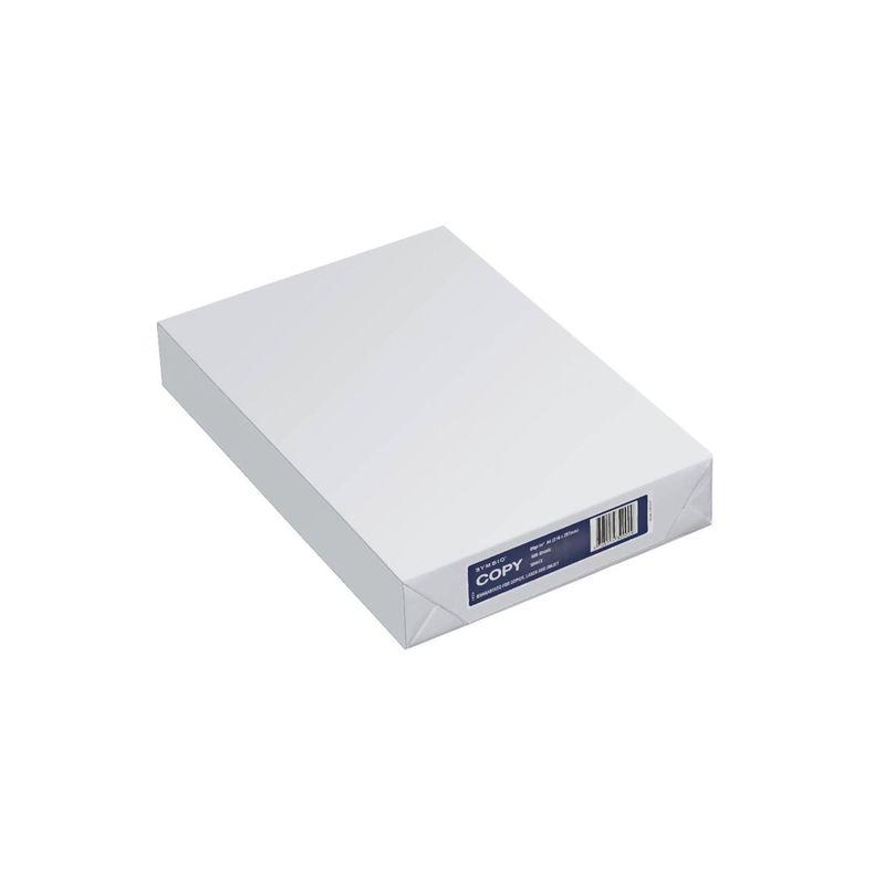 Ramette papier 500 feuilles A4 blanc 80g SYMBIO