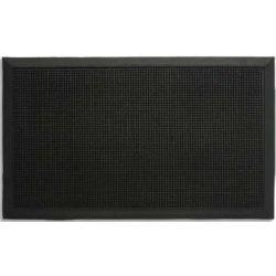 PAPERFLOW Tapis picots en caoutchouc, bords biseautés. Dim. 80 x 100 cm