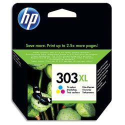 HP Cartouche Jet d'encre 303XL 3 couleurs T6N03AE