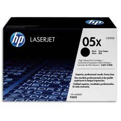 HP Cartouche Laser Noir CE505X