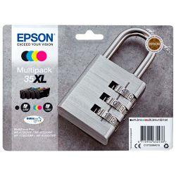 EPSON Cartouche Jet d'encre Multipack XL Cadenas C13T35964010