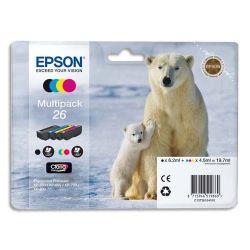 EPSON Multipack 4 Couleurs C13T26164010