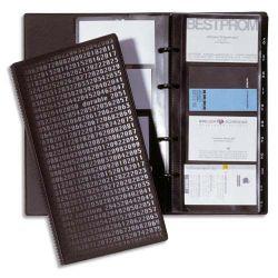DURABLE Porte-cartes Visifix Centium pour 200 cartes de visite