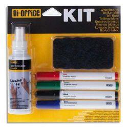 BI-OFFICE Kit pour tableaux blancs