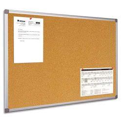 BI-OFFICE Tableau en liège cadre PVC