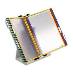TARIFOLD Kit pupitre 30 poches format A4