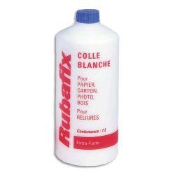 RUBAFIX Colle blanche extra forte 1L