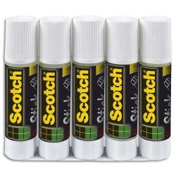 Scotch lot de 5 bâtons de colle 8g