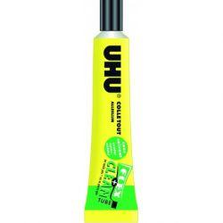 UHU Tube de colle Flex&Clean sans solvant 20 ml