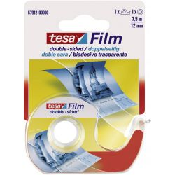 TESA FILM Double-face sur dévidoir