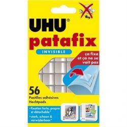 UHU Patafix Invisible 56 pastilles double face