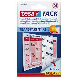 TESA 36 pastilles adhésives Tack XL double-face