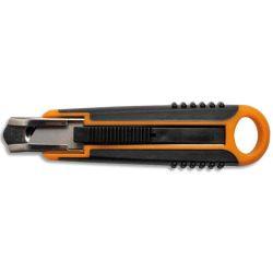 FISKARS Cutter de sécurité - Lame trapézoidale spécifique 18mm