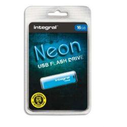 INTEGRAL Clé USB 2.0 NEON 16GB Bleu