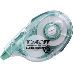TOMBOW Roller de correction latéral rechargeable 4,2mmx16m