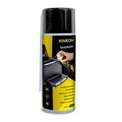KINEON Aérosol gaz sec époussierant inflammable 400ml